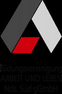 Logo der Bildungsvereinigung Arbeit und Leben Niedersachsen Süd g.GmbH