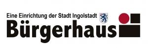 Logo des Bürgerhauses, einer Einrichtung der Stadt Ingolstadt