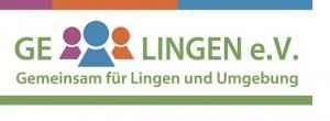 Sie sehen das Logo des Vereins Ge Lingen e.V.