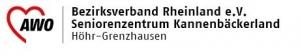 Logo Bezirksverband Rheinland e.V. Seniorenzentrum Kannenbäckerland