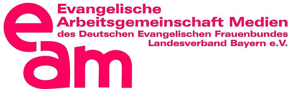 Logo der Evangelischen Arbeitsgemeinschaft Medien