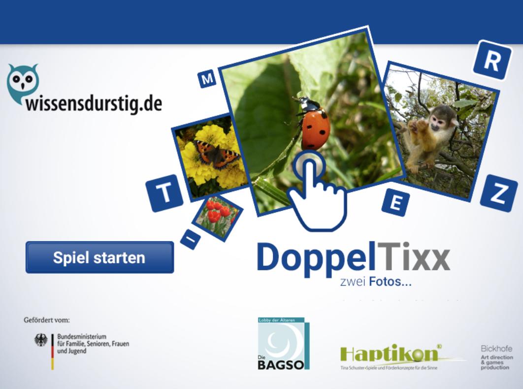 Bild Spiel DoppelTixx