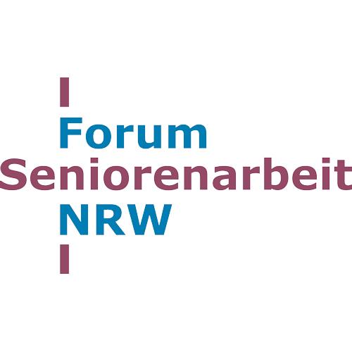 Hier sieht man das Logo vom Forum Seniorenbeirat NRW