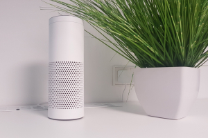 Smarter Lautsprecher